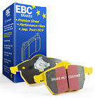 EBC YELLOWSTUFF BRAKE PADS FRONT DP41692R FOR CADILLAC CTS 3.6 255 HP 2006-2007