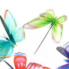 B195- Butterflies Weddings Crafts, Cake Topper Decorations Cards