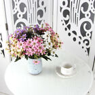 Artificial Fake Silk Daisy Flower Bouquet Home Wedding Party Decoration 4 Colors