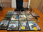 SONY PS 2 WITH 2 CONTROLLERS WITH 13 GAME AND 2 MEMORY CARDS