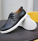NEW  Suede European style leather Shoes Men's oxfords Casual Fashion