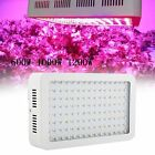 24W-1200W LED Grow Light Lamp Spectrum Panel Bloom Flower Plant spotlight Veg US