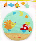 Soft Cartoon Fun Baby Activity Gym Play Mat Toy Plush Blanket Crawling Pad Cheap