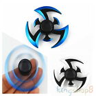 Dark Naruto Ninja Star Fidget Spinner Hand Desk Toy EDC Stress Reliever Stuffer