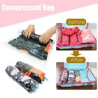 Hand-Rolled Vacuum Compressed Bag Waterproof Travel Space Saving Pouch Fresh HF