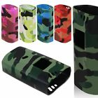 Camoufage Silicone Case Cover Sleeve Skin Wrap For Smok Alien Kit 220W Mod Box