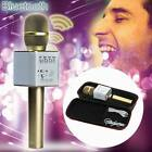 Q9 Wireless Handheld Microphone Speaker Bluetooth Portable Karaoke USB Player