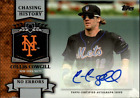 2013 Topps Chasing History Autographs - Finish Your Set -*WE COMBINE S/H