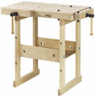 "Sjobergs Hobby Plus 19""W Wood Top Workbench"