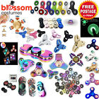 AU Stock 3D Fidget Hand Finger Spinner EDC Focus Stress Reliever Toys Kids Adult