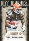 2012 Score Hot Rookies Glossy -Finish Your Set -*WE COMBINE S/H*