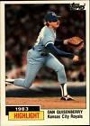 1984 Topps Tiffany Baseball (#1-280) Finish Your Set  *GOTBASEBALLCARDS