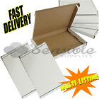 LARGE LETTER ROYAL MAIL MAX SIZE WHITE PIP DIE CUT CARDBOARD BOXES C4 C5 C6