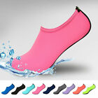 Внешний вид - NEW Barefoot Water Skin Shoes Aqua Socks Beach Swim Slip On Surf Yoga Exercise