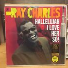 Ray Charles Hallelujah I Love Her So! LP New Still Sealed MP3 Downloads 180 Gram