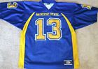 MCNEESE STATE (LA) COWBOYS NCAA FOOTBALL JERSEY MEN'S LARGE, XL OR 2XL #13 NEW!