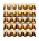 Hemingworth Embroidery Thread-BROWNS-All On This Page- Convenient Color Families
