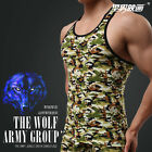 Men's  Sexy Sports Camouflage Ultra-thin Vest Skinny Tank Tops T-shirts SN503