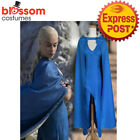 K367 Game Of Thrones Khaleesi Daenerys Targaryen Warrior Queen Halloween Costume
