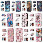 For Huawei P10 Relievo 3D Varnish Leather Flip Card Shockproof Wallet Case Cover
