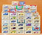 LLEDO DIECAST DG & LP MODELS - 1930's PACKARD VANS - YOUR CHOICE FROM LIST LOT18