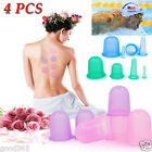 Trendy Silicone Massage Vacuum Body and Facial Cup Anti Cellulite Cupping Ageing