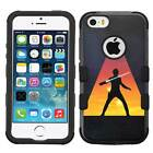 Star Wars #Han Solo Hybrid Armor Case for iPhone SE/6S/7/Plus/Galaxy S7/S8/Plus