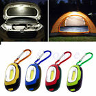 Mini LED Lantern Camping Tent Lamp Flashing Light SOS Ultra Bright Colorful New