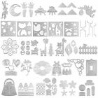 Metal Cutting Dies Album Stencil DIY Embossing Scrapbooking Paper Card Crafts US