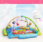 Soft Touch Blanket Indoor Baby Game Play Mats With Toy Baby Crawling Bed Seats