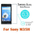 9H Premium Tempered Glass Screen Protector Film Guard For Sony Xperia Phone