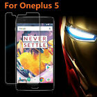 For OnePlus Five 5 A5000 9H Premium Tempered Glass Screen Protective Film Shiled