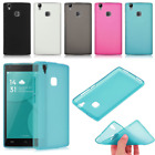 New Soft Gel Rubber TPU Pudding Back Case Protective Skin Cover For Doogee Lot