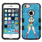 Wonder Woman #CBG Hybrid Case for iPhone SE/6/s/7/Plus/Galaxy S7/S8/Plus