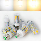 E27 E14 B22 G9 GU10 5W 7W 9W 12W 15W 25W 28W 5730 SMD LED Corn Light Bulb Lamp