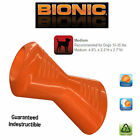 Dog Puppy Toy - Bionic - Indestructible Bone - Floating Interactive Treat Chew