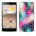 Beautiful For OnePlus One 1+1 Cartoon Patterned TPU Silicone Rubber Case Cover