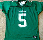 NORTH TEXAS MEAN GREEN LADIES NCAA FOOTBALL JERSEY #5 WOMENS LARGE OR XL NEW!
