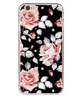 Thin  Case Cover Pattern Skin TPU Soft Silicone For iPhone 4 5 6 7 Plus SE 5c