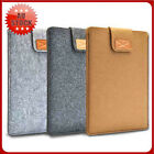 "Laptop Bag Cover Case Sleeve For Macbook Air / Pro 11""13""15""  3 color Velcro"
