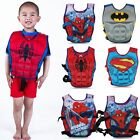 Cartoon Youth Children Universal Polyester Life Jacket kid Swimming Boating Vest