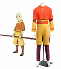 Avatar Aang Cosplay Costume Custom Made Any Size
