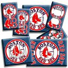 BOSTON RED SOX BASEBALL TEAM LIGHT SWITCH WALL PLATE OUTLET BOYS BEDROOM DECOR on Ebay