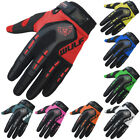 Wulfsport Attack Adult Motocross Gloves Motorbike Motorcycle QUAD Pit Dirty Bike