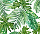 3D Watercolor leaves 1 WallPaper Murals Wall Print Decal Wall Deco AJ WALLPAPER