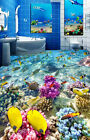 3D Ocean World 5 Floor WallPaper Murals Wall