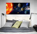 3D Universe Planets 12 Wall Stickers Vinyl Murals Wall Print Decal Art AJ STORE