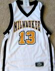 MILWAUKEE PANTHERS YOUTH BASKETBALL JERSEY NCAA #13 YOUTH MEDIUM OR LARGE NEW!