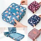 Cosmetic Makeup bag Expandable Travel Organizer case Wash Toiletry Storage Pouch