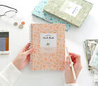 Willow Pattern Cash Book Spring Money Record Planner Diary Account Organizer